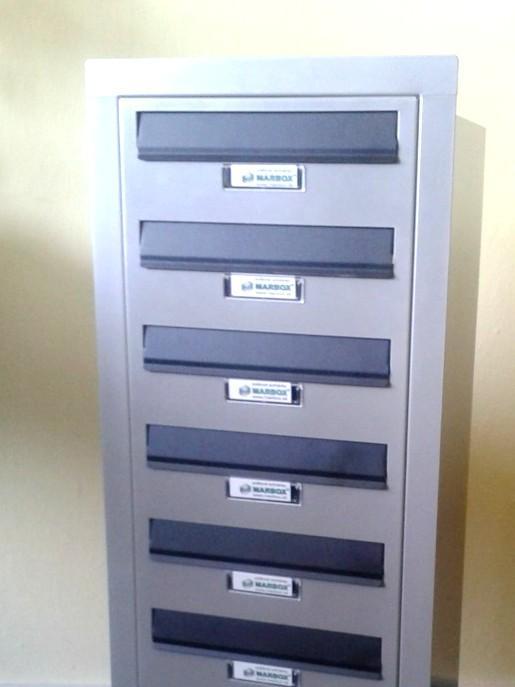 Elektronické poštové schránky