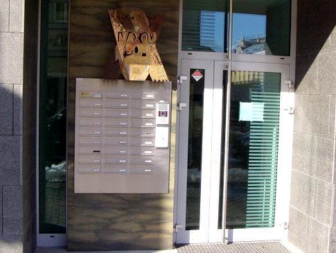 Šikmé poštové schránky