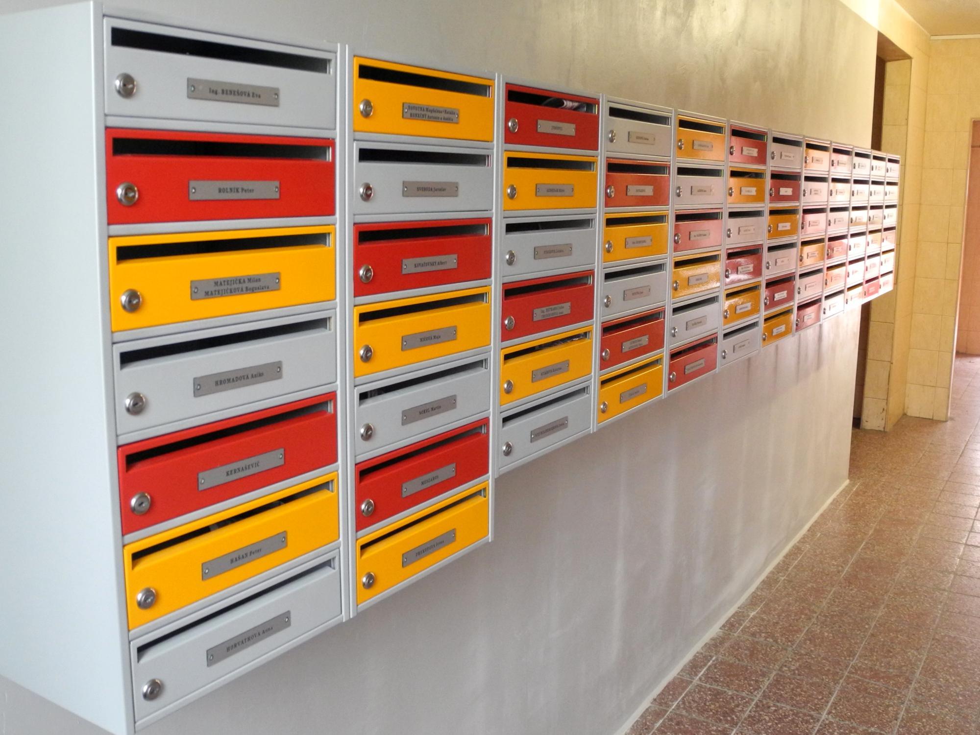 Schránky Easybox