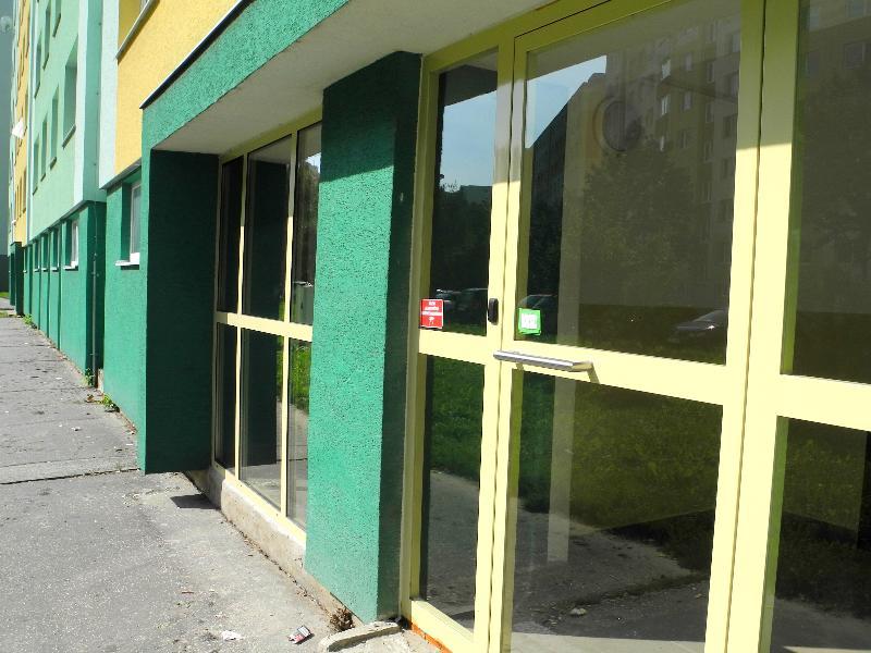 Brána a okno Jansen