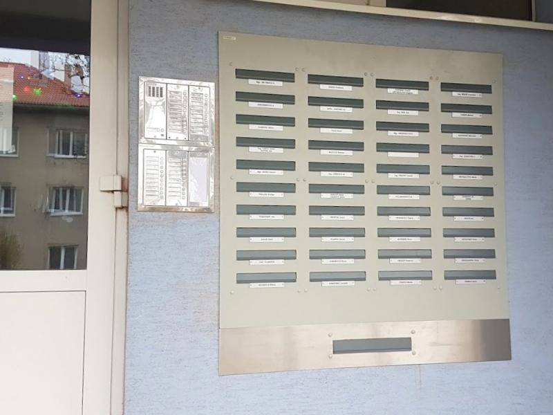 Schránky ELBOX - otváranie na čipový kľúč