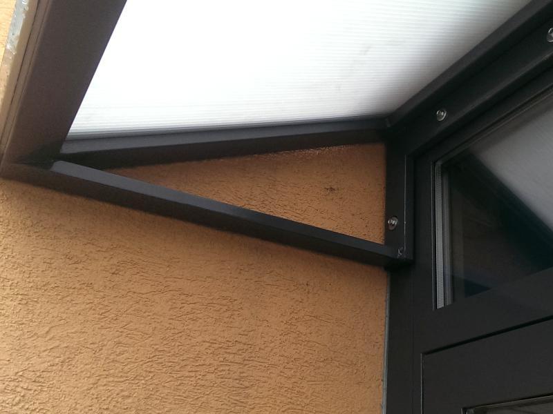 Detail striešky